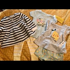 Old Navy Baby Girls 6-12 month lot